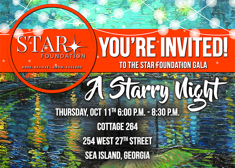 Star Foundation Events | A Starry Night Gala