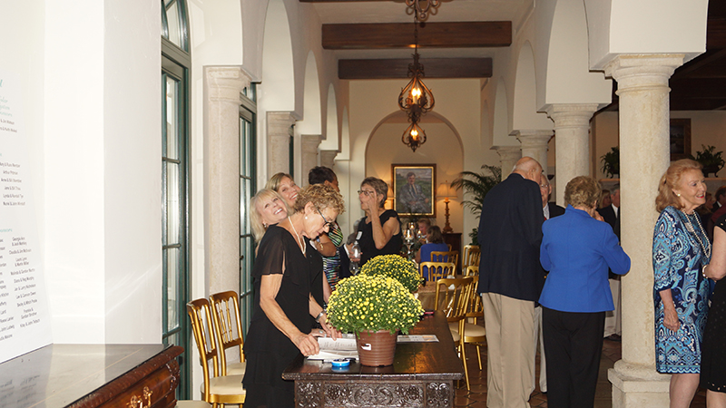 STAR Struck Gala at Sea Island's Ocean Forest